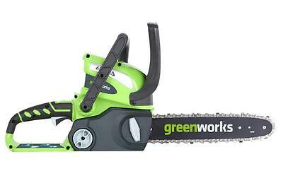 GreenWorks 40V Cordless Chain Saw Tool Only #20292