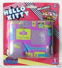 HELLO KITTY SECRET MICRO PILLOW WRISTLET - SILVER SHIMMER - BRAND NEW & SEALED!