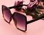 thumbnail 3 - Black Oversized Sunglasses Women Men 2019 Retro Big Square Sun Glasses Brand UV