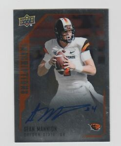 Sean-Mannion-2015-Upper-Deck-Inscriptions-Rookie-Auto-SM