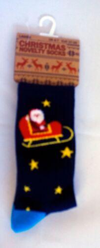 St Ann/'s Hospice Ladies Novelty Christmas Socks UK Size 4-7