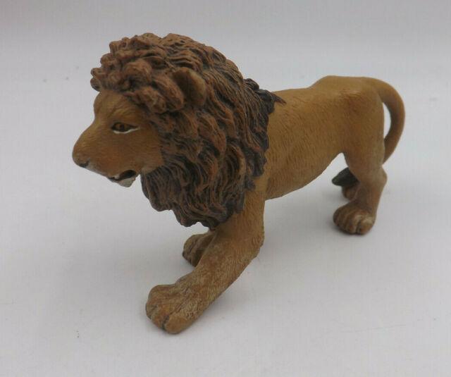 Lion by Safari Ltd  toy replica 4 inches  NICE