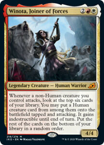 Winota-Joiner-of-Forces-x1-Magic-the-Gathering-1x-Ikoria-mtg-card