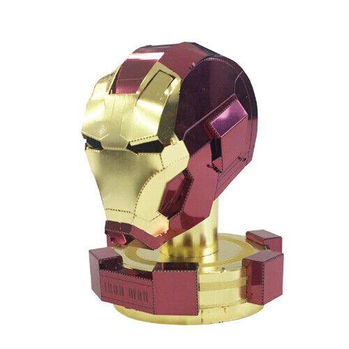 Avengers  Endgame METALLIC NANO PUZZLE (Iron Man Casque) New from Japan F S