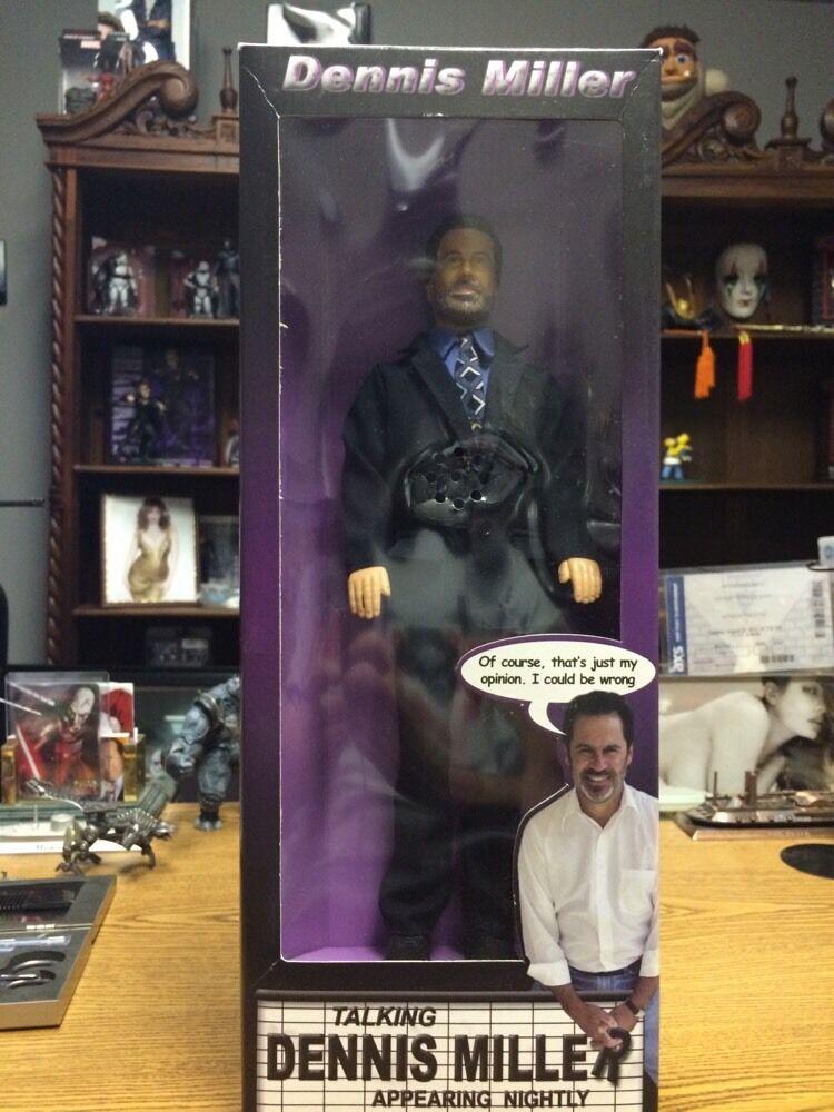 Parlare Dennis Miller 12   Statuetta Bambola Modello   Dm-Pg (Famiglia Per