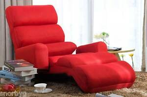 5x Lounge Chair : Living room chaise lounge sofa chair w pillow furniture bedroom