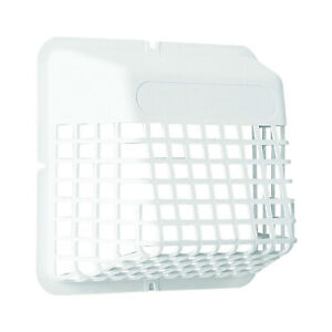 Outdoor Vent Covers >> Details About Outdoor Dryer Exhaust Vent Cover Bird Guard For Bathroom Birds Nesting In Covers