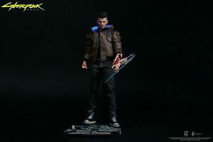 Presale-PureArts-1-6th-PA001CP-Cyberpunk-2077-V-Guy-12-034-Male-Action-Figure-Toys