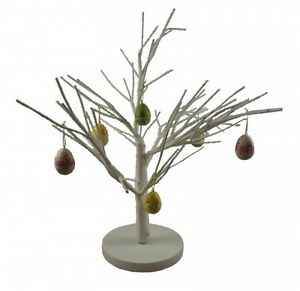 Image Is Loading White Easter Twig Tree Table Decoration Decorative