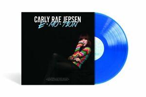 CARLY-RAE-JEPSEN-EMOTION-LIMITED-EDITION-TRANSLUCENT-BLUE-VINYL-LP-12-034-RARE