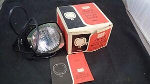Sears-Super-8-Sealed-Beam-Movie-Light-model-8846-In-Original-Box-SPOTLIGHT