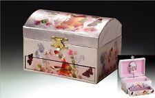 "Fairy Ballerina Jewelry Music Box, Plays ""Swan Lake"", by Broadway Gifts"