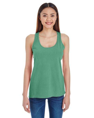 Comfort Colors Ladies Garment-Dyed Racer Tank Top 4260L