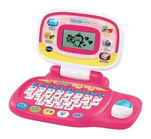 Educational Toys For Girls Learning Baby Laptop 3-6 Year ...