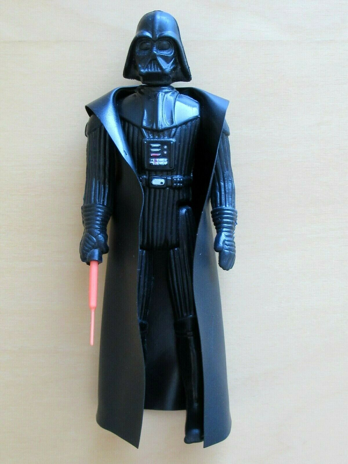 Vintage Star Wars Darth Vader Taiwan NEAR Comme neuf COMPLET 1977 Action Figure ORIG