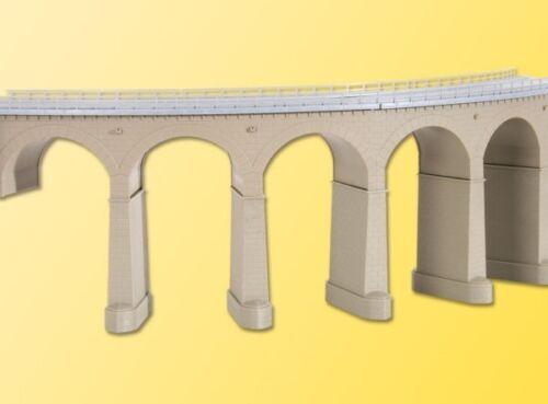 Kibri 39725 Single Track Viaduct Riedberg /& Icebraker Piers HO Gauge T48 Post