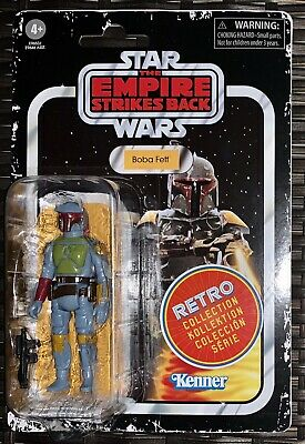 Star Wars Retro Collection Kenner Empire Strikes Back Collection IN HAND