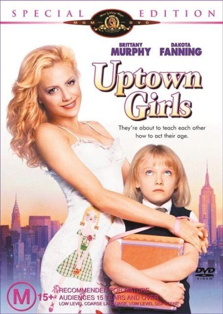 Uptown Girls : LIKE NEW DVD