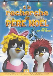 DVD-A-LA-RECHERCHE-DU-PERE-NOEL-L-039-amour-peut-etre-magique
