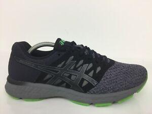 Asics-Gel-Exalt-4-Noir-Textile-Sport-Sneaker-Trainer-T7E0N-Hommes-UK-9-5-EUR-44-5