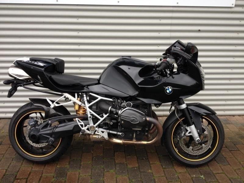 BMW, R 1200 S, 1170