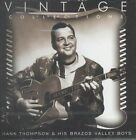 724383690121 Vintage Collections Series by Hank Thompson CD