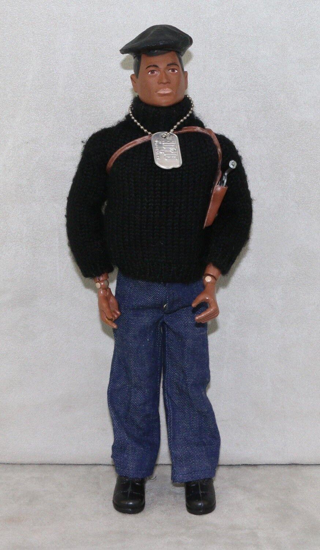GI Joe 1964 1969 Figure Set Adventurer African American Sears Adventures Of