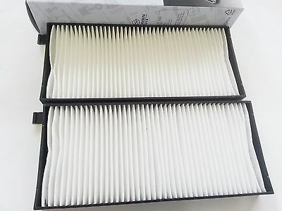 2X High Quality Cabin filter 68111-091A0 SSANGYONG Actyon,Cyron,Actyon sports