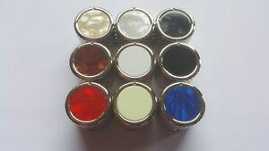 Perilla-de-barril-de-cromo-opcion-de-embutido-de-Color
