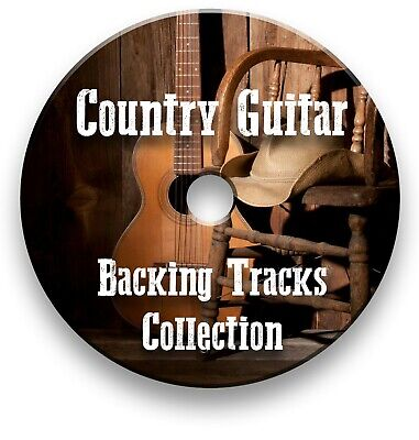 country guitar backing tracks audio cd best music play along ebay. Black Bedroom Furniture Sets. Home Design Ideas
