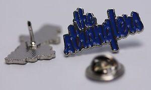 STRANGLERS BLUE PIN (MBA 683)