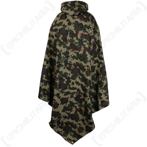 Romanian Camo Tent Canopy Camo Camping AirSoft and Paintball