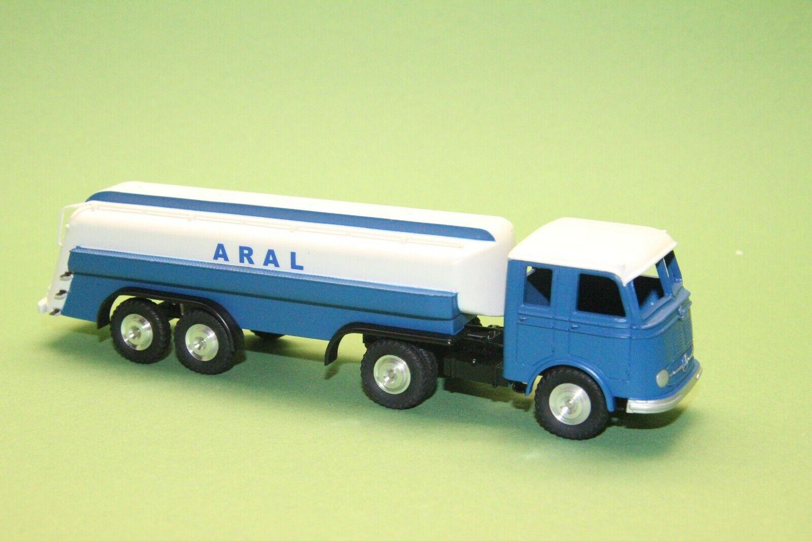 M&B Marklin 18032 Aral tankauto truck mercedes replica