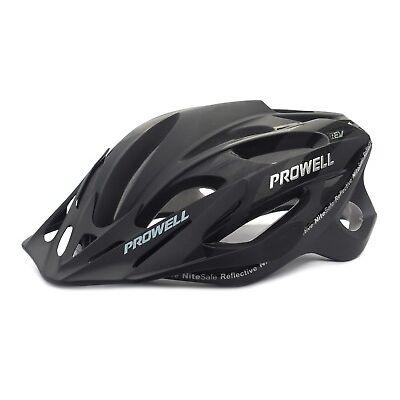 Cycling Bicycle Adult Mens Womens Bike Helmet Adjustable MTB Prowell F-59 Edge