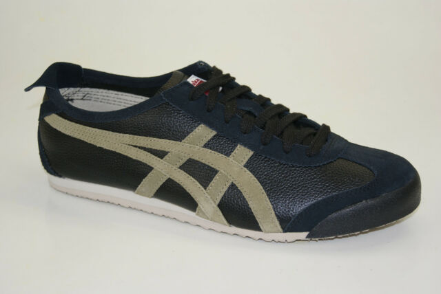 on sale 93f9f 1f4f4 Asics Onitsuka Tiger Mexico 66 Vin Retro Sneakers Trainers Leisure Men's  Women's