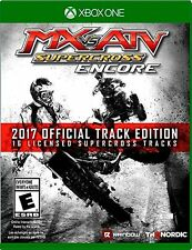 MX vs. ATV: Supercross Encore, 2017 Official Track Edition Xbox 1 - NEW & SEALED