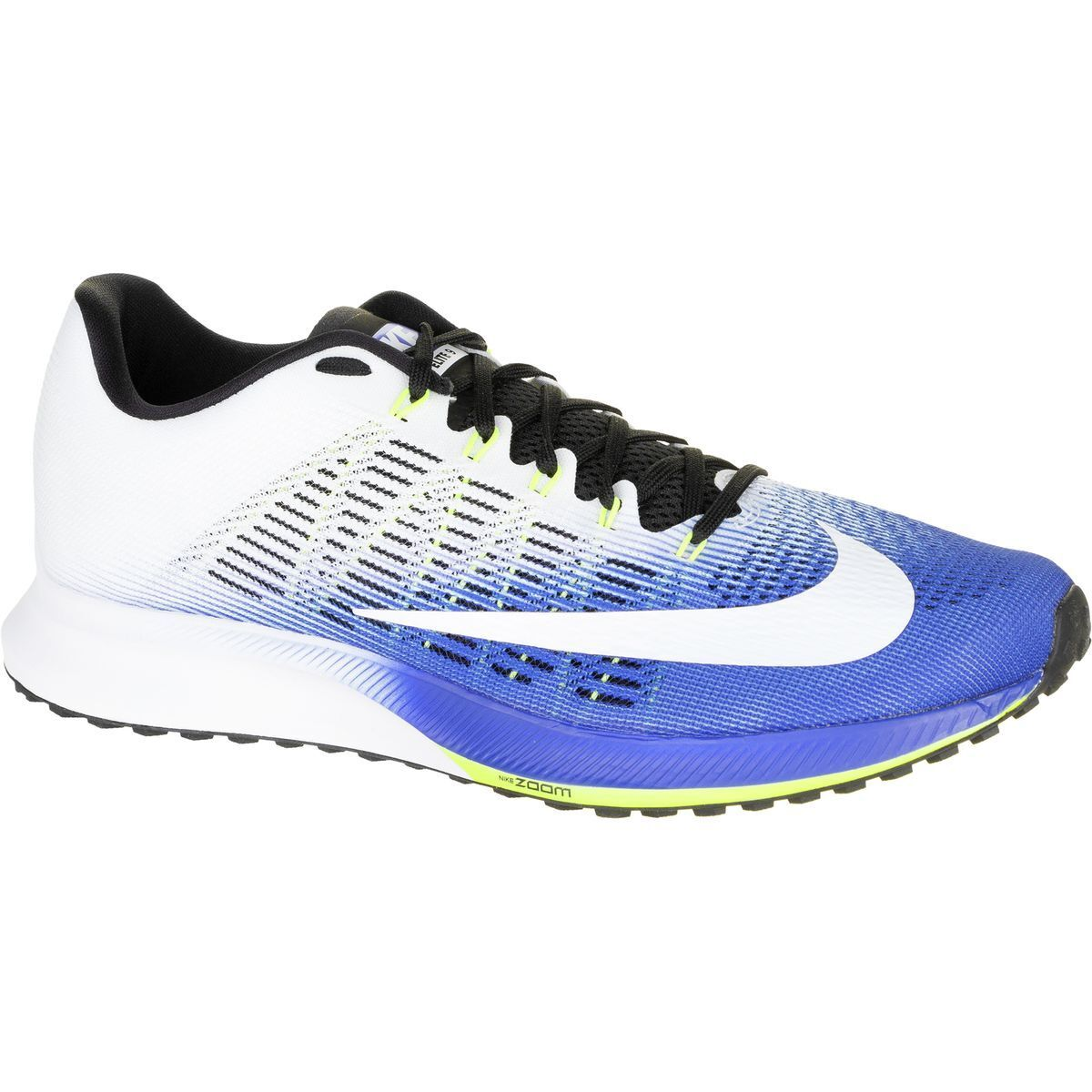 Nike Air Zoom Elite 9 IX Blue White Volt Men Running Shoes Sneakers 863769-400