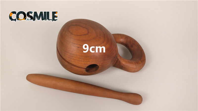 Details about  /MOKTAK Wood Fish Historicism Traditional Korean Buddhist Muyu Almond Small Big