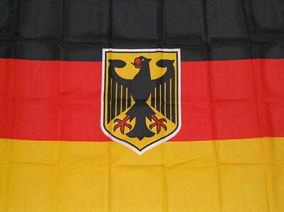 Deutschland 16 Bundesländer Flagge 90x 60 wetterfest Fahne Ösen Außen Hissflagge