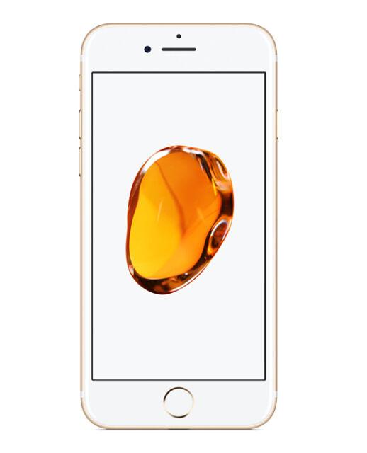 Smartphone Apple iPhone 7 (Dernier Modèle) - 32 Go - Or Usine débloquée iOS WiFi