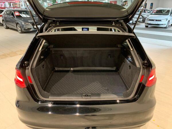Audi A3 2,0 TDi 150 Ambition Sportback billede 9