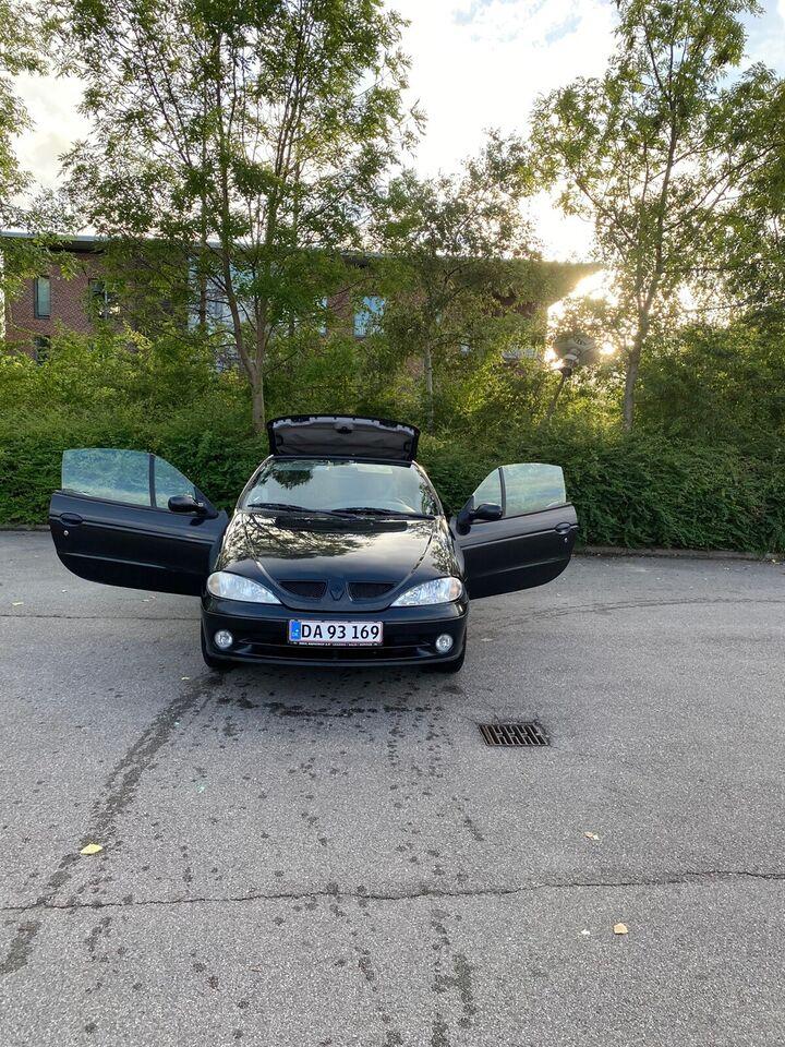 Renault Megane I, 1,6 16V RXi Cabriolet, Benzin