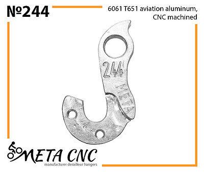 Derailleur hanger № 12 analogue PILO D24 META CNC