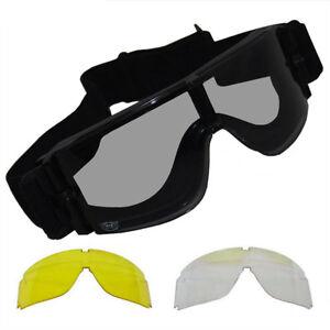 MFH SPORTBRILLE SCHUTZBRILLE Sonnenbrille Halbrandbrille