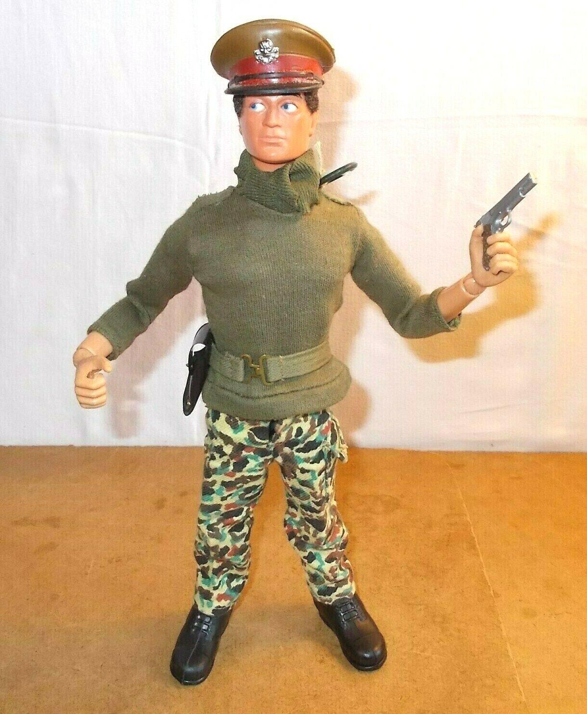 Vintage original palitoy ACTION MAN vam - TALKING COMMANDER - 70 80s
