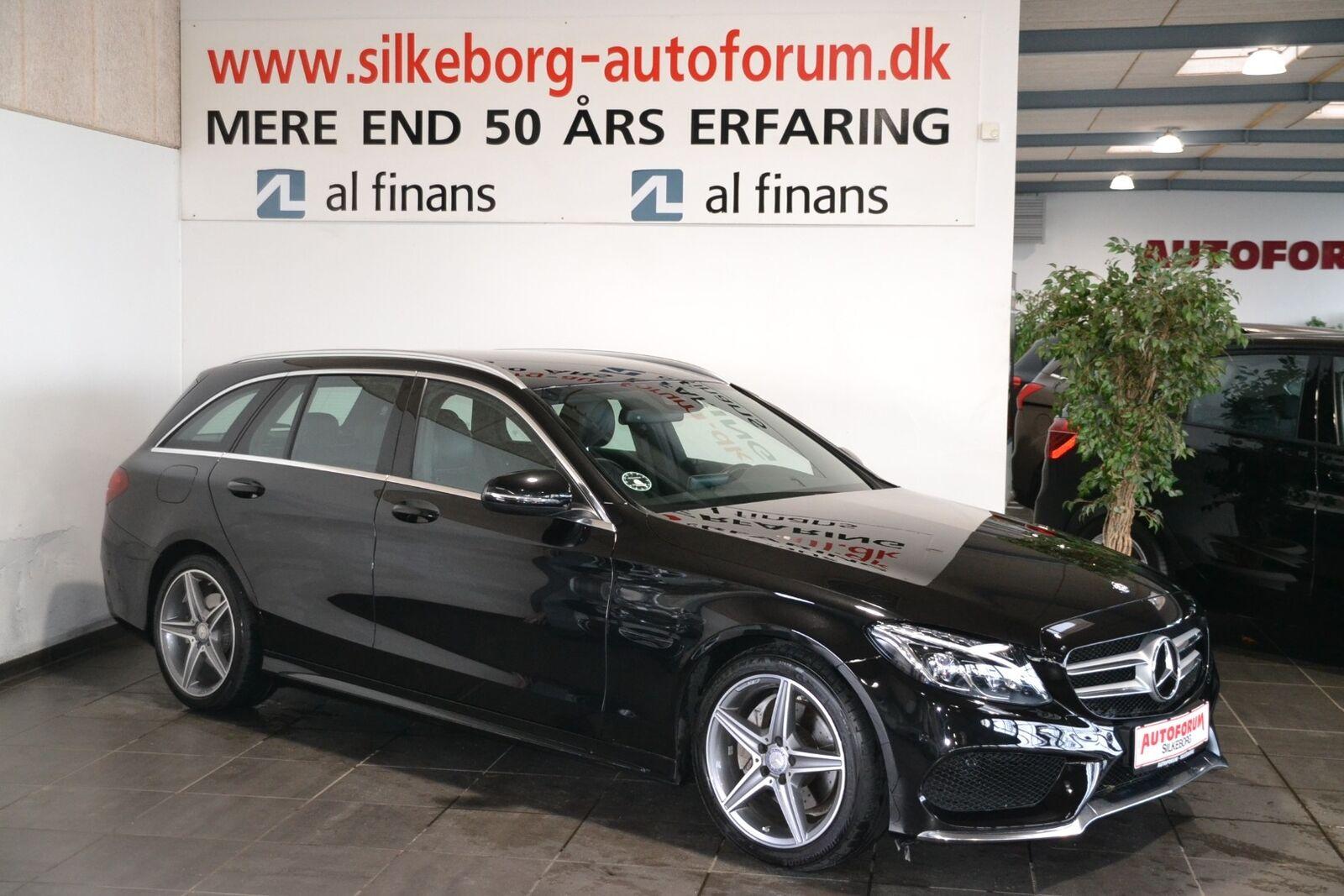 Mercedes C220 d 2,2 AMG Line stc. aut. 5d - 359.900 kr.