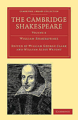 The Cambridge Shakespeare by William Shakespeare (Paperback, 2009)