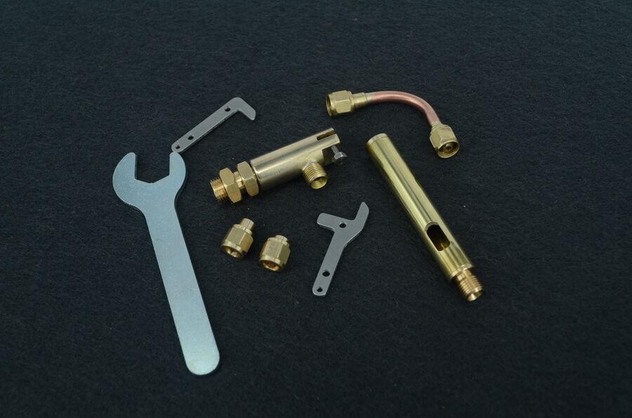 Brass Steam Steam Steam Whistle For Live Steam Models M8X0.75 7f2eaf