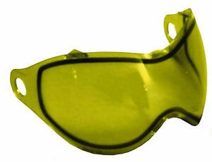Tippmann Valor Intrepid US Army Ranger Yellow thermal lens paintball goggle mask