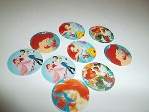 Pre Cut One Inch Bottle Cap Images Auto Mix  Free Shipping